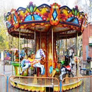 Парки культуры и отдыха Свердловска
