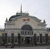 Железнодорожные вокзалы в Свердловске