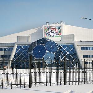 Спортивные комплексы Свердловска